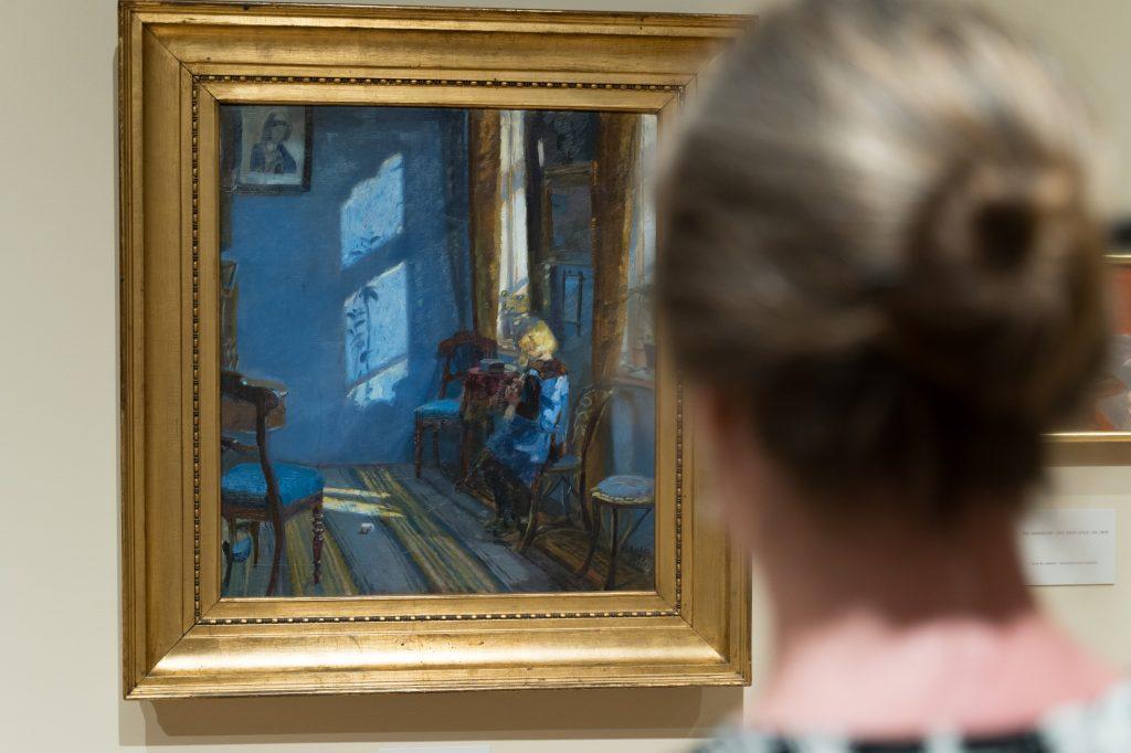 Anna Ancher åbning