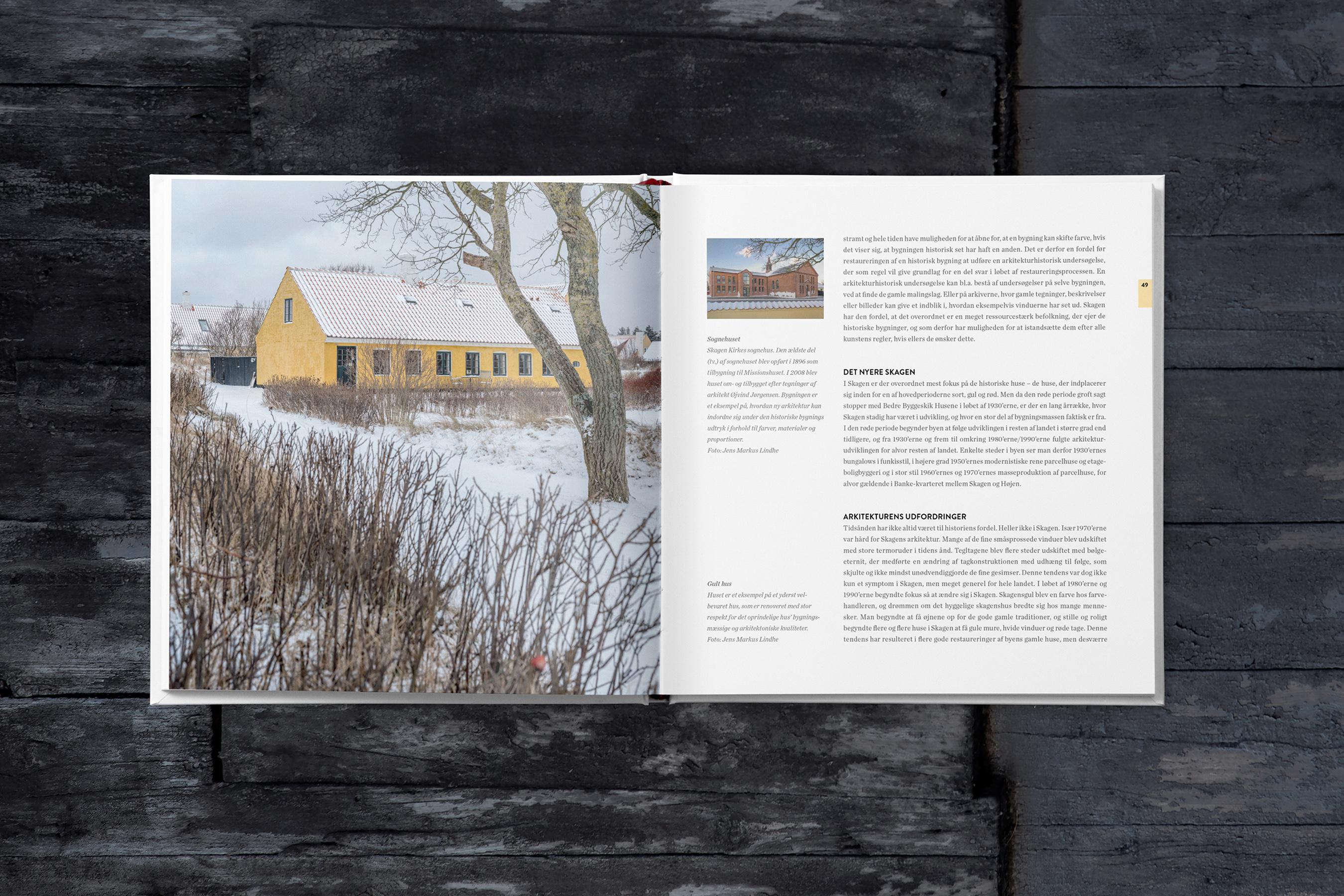 Bog. Sort Gul Rød | Skagensmalerens rammer og fiskernes by