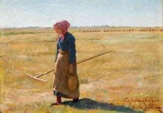 Høstpige