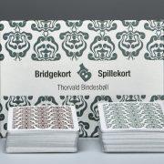 bindesbøll bridgekort grøn