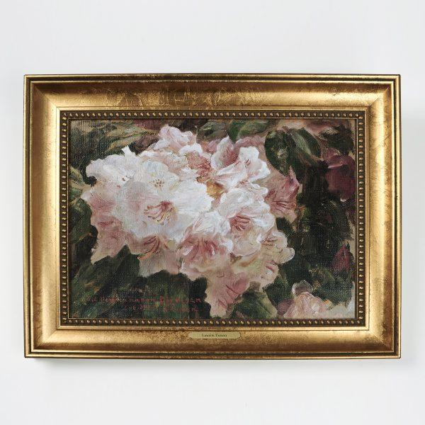 Stort lærredsbilled - rhododendron