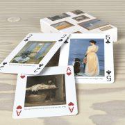 spillekort samlingen