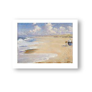 Marie Krøyer maler