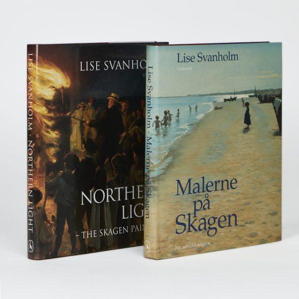 Malerne paa Skagen | Northern Light | The Skagen painteres | Lise Svanholm