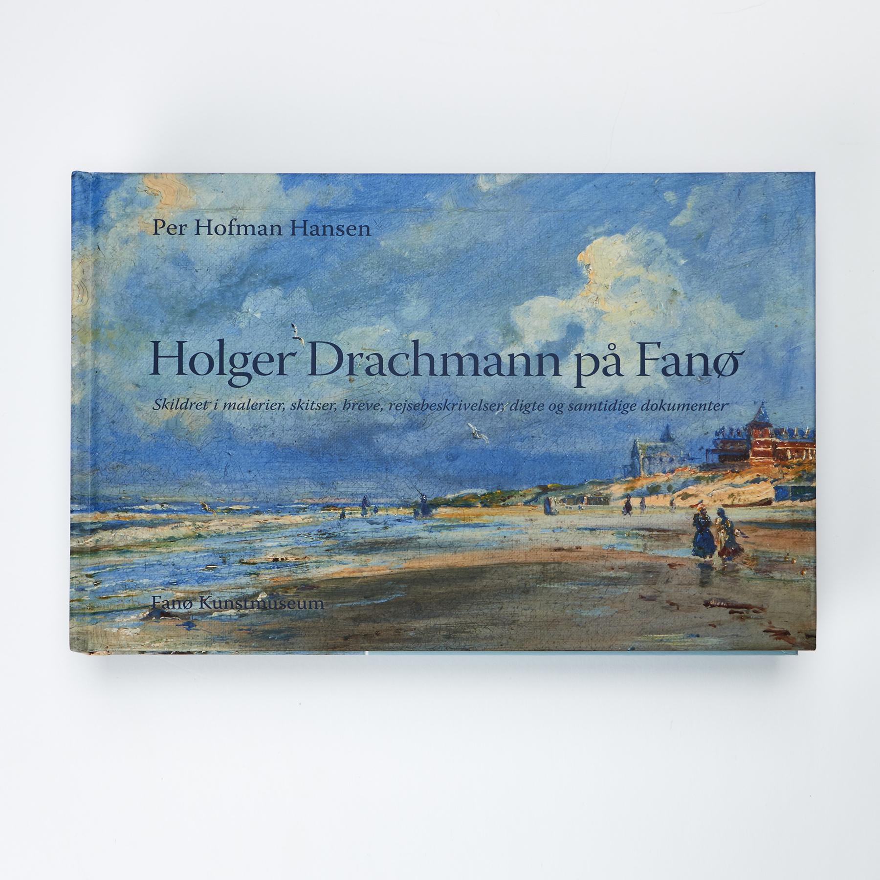 Holger Drachmann på Fanø