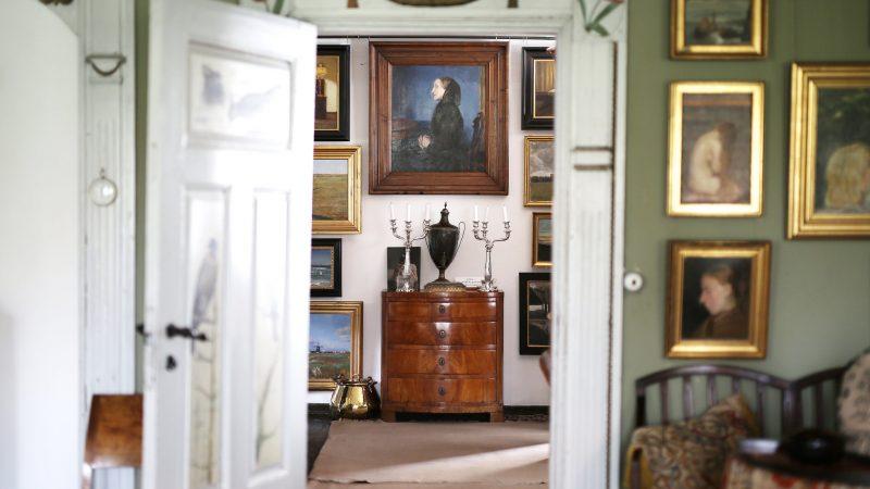 Anchers Hus | Interiør