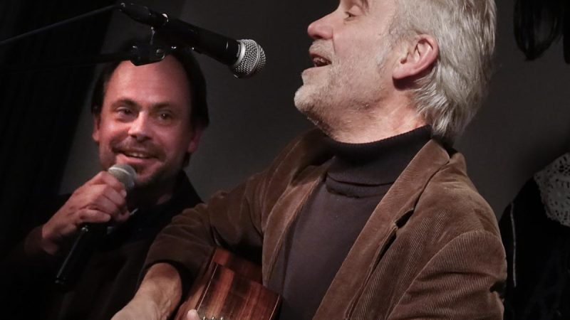 Martin Bagge og David Anthin