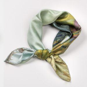 Silketørklæde - Anna Ancher