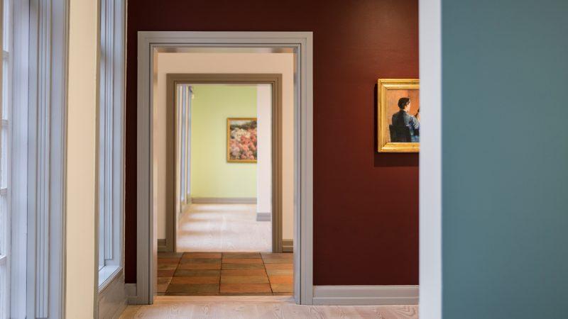 Fokus - Fikspunkter fra samlingen | Skagens Museum