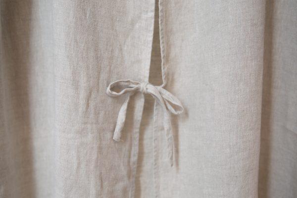 Malerkittel ANNA | Detalje af ryg