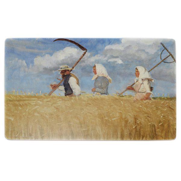 daekkeservietter | Anna Ancher | Høstarbejder