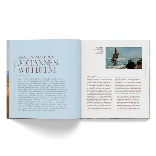 Johannes Wilhjelm | Fra Italien til Skagen