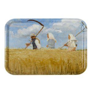 Stor bakke | Høstarbejdere | Anna Ancher