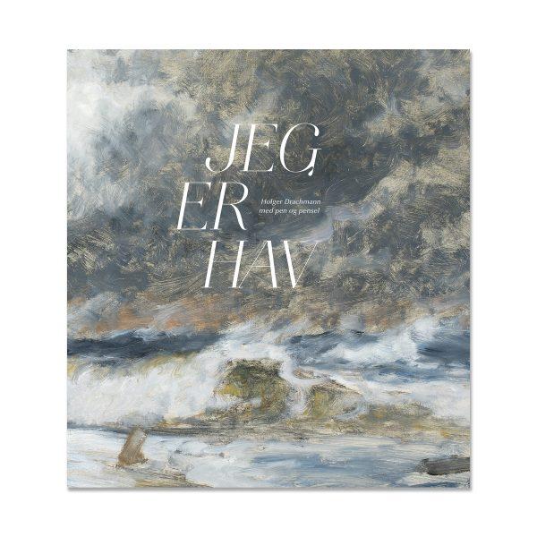 Forside på bogen 'Jeg er Hav'
